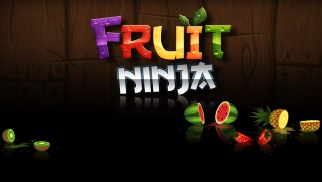 Showdown: Fruit Ninja  – PS Vita vs iOS