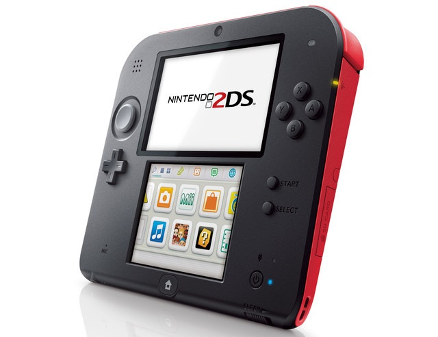 "NOT A JOKE: Nintendo to release ""2DS"""