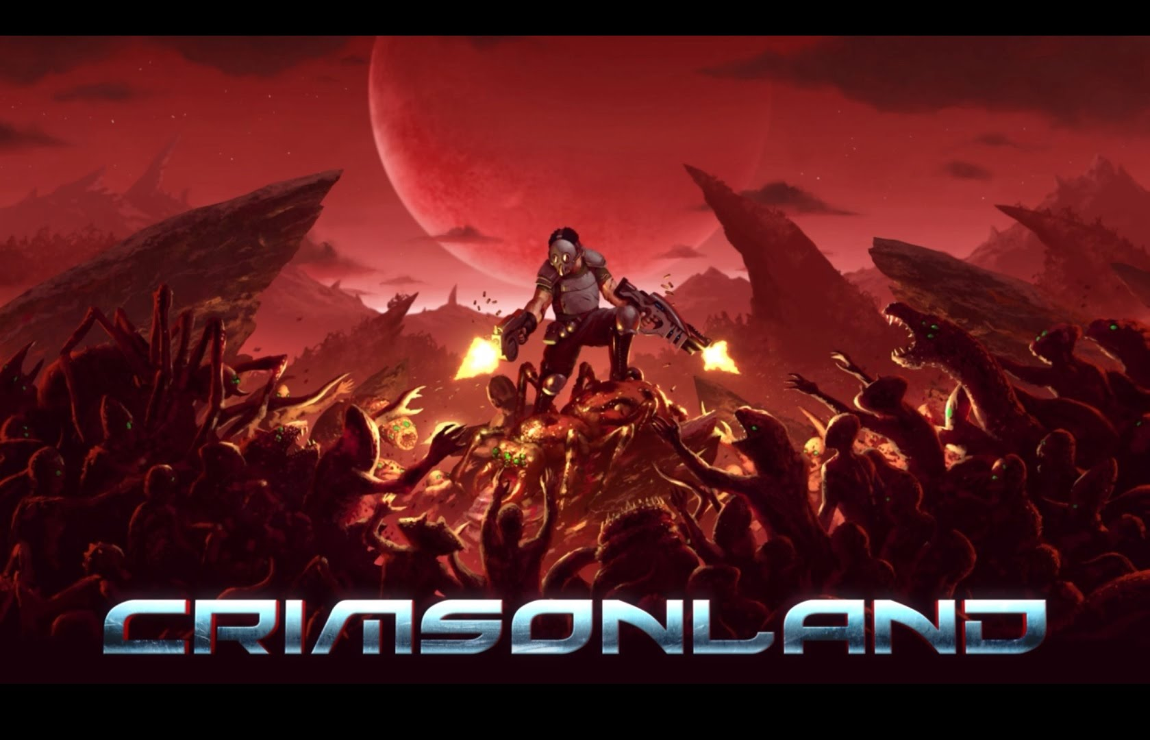 Crimsonland Quests 1:1 – 1:7 (PS4)