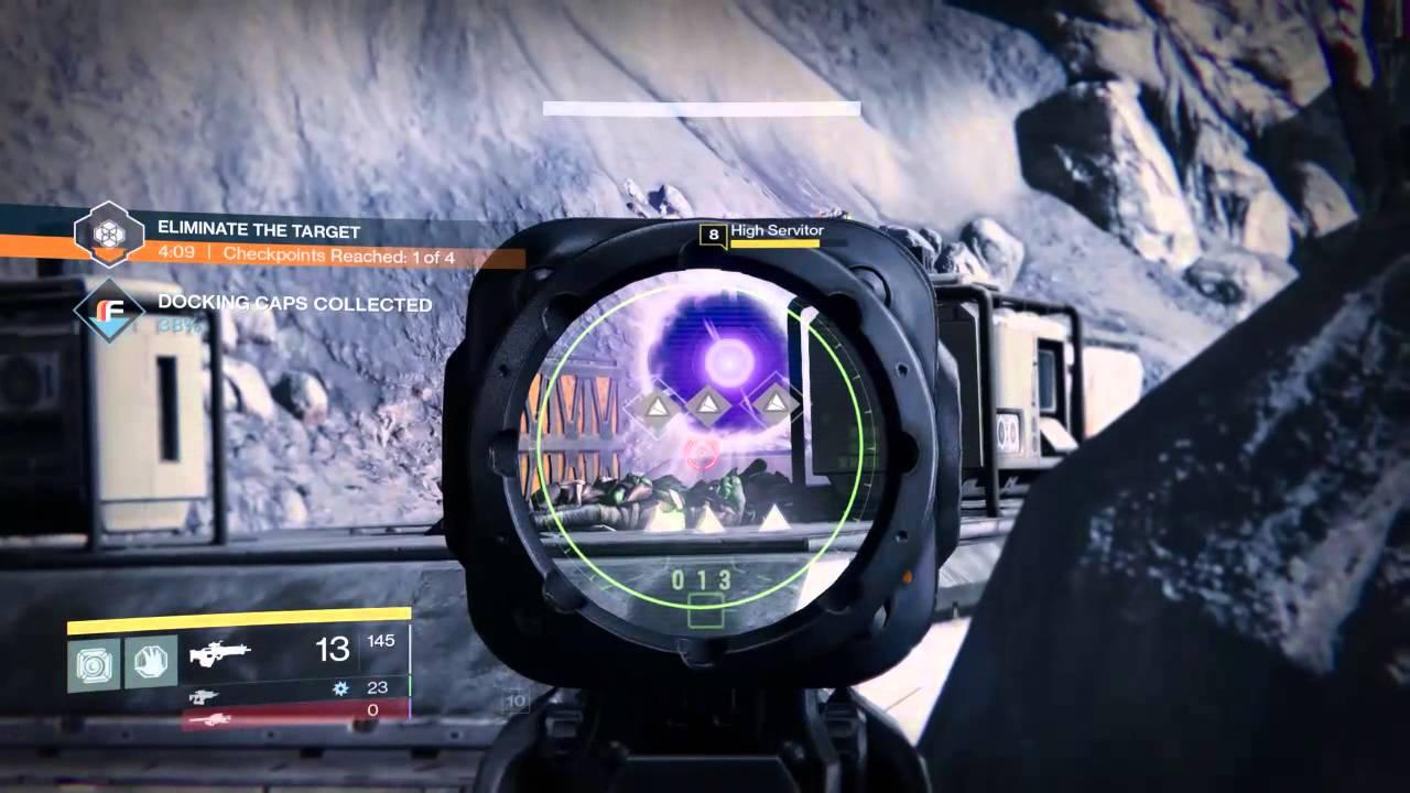 Destiny Event – Eliminate Target – High Servitor (PS4)