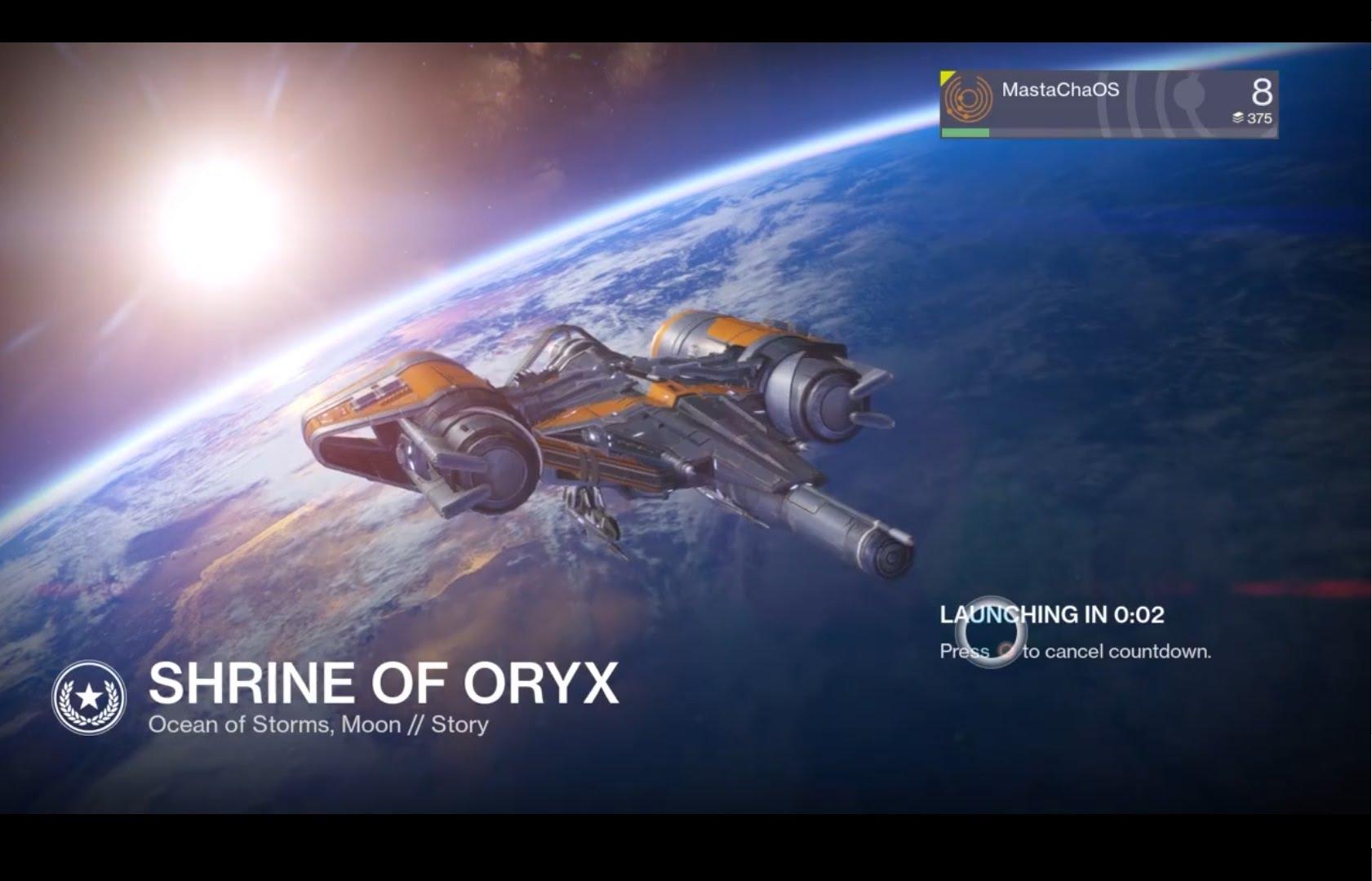 Destiny – Shrine of Oryx (PS4)