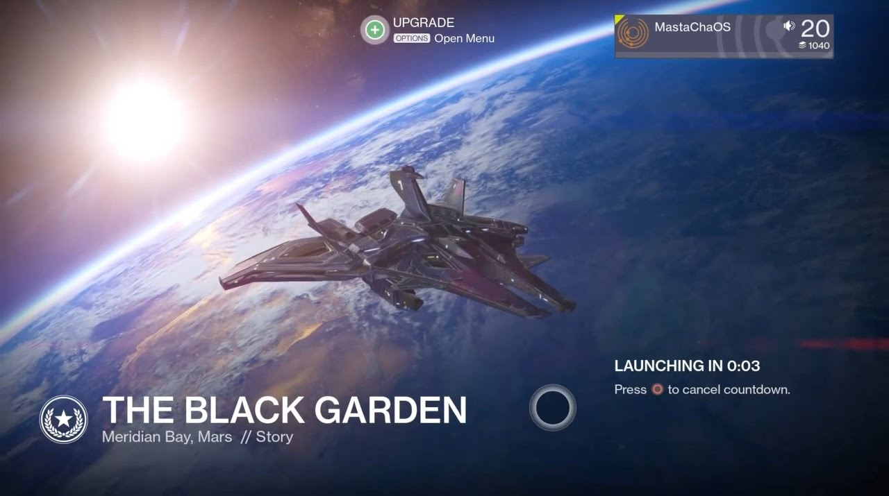 Destiny – The Black Garden (PS4)