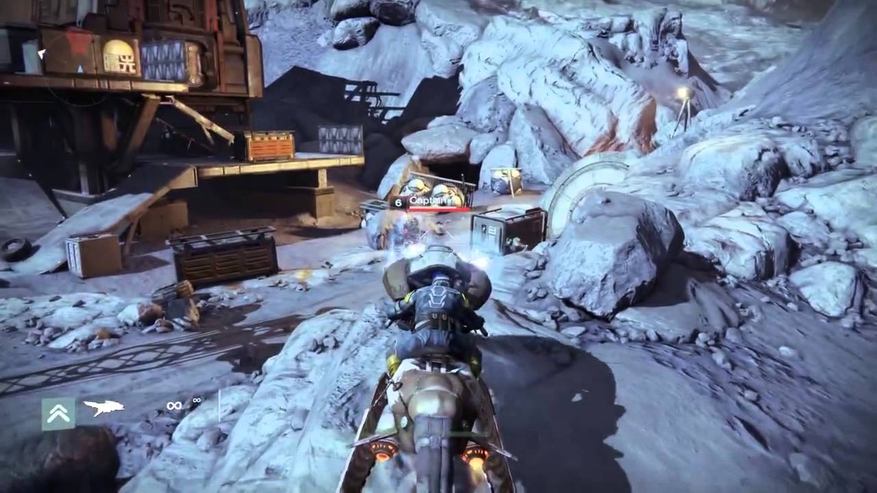 Destiny – The Dark Beyond (PS4)