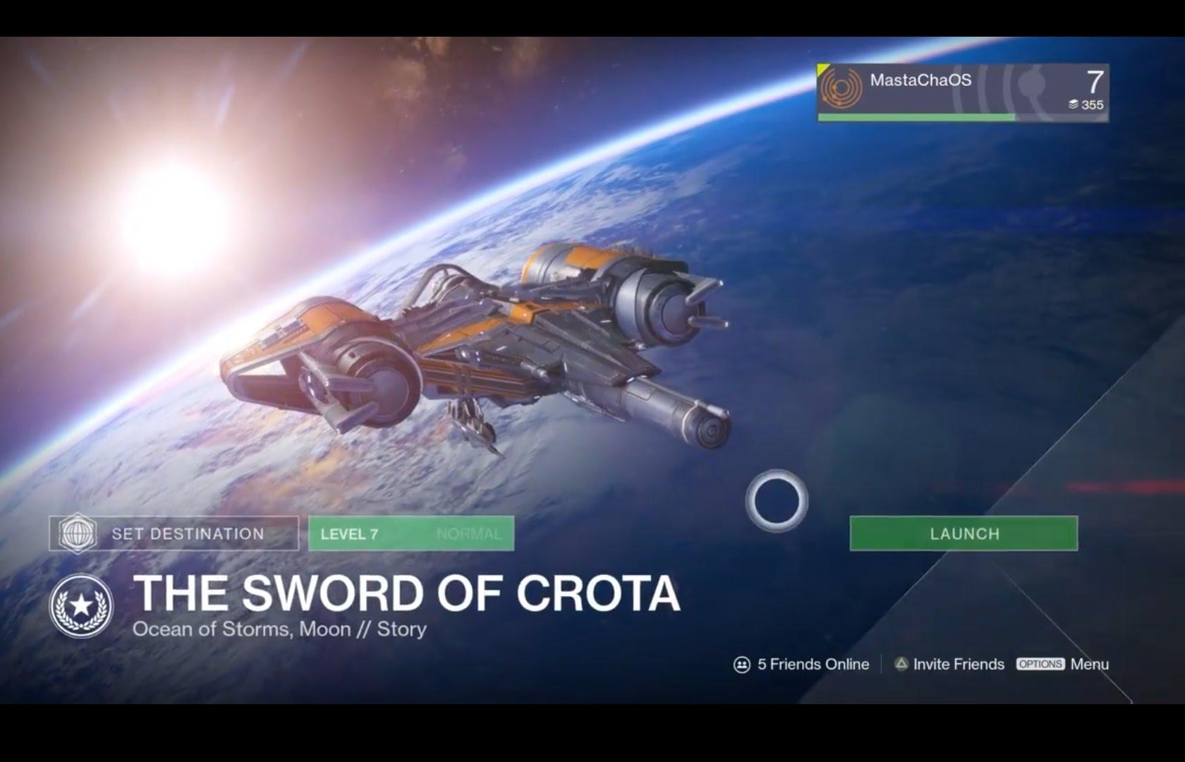 Destiny – The Sword of Crota (PS4)