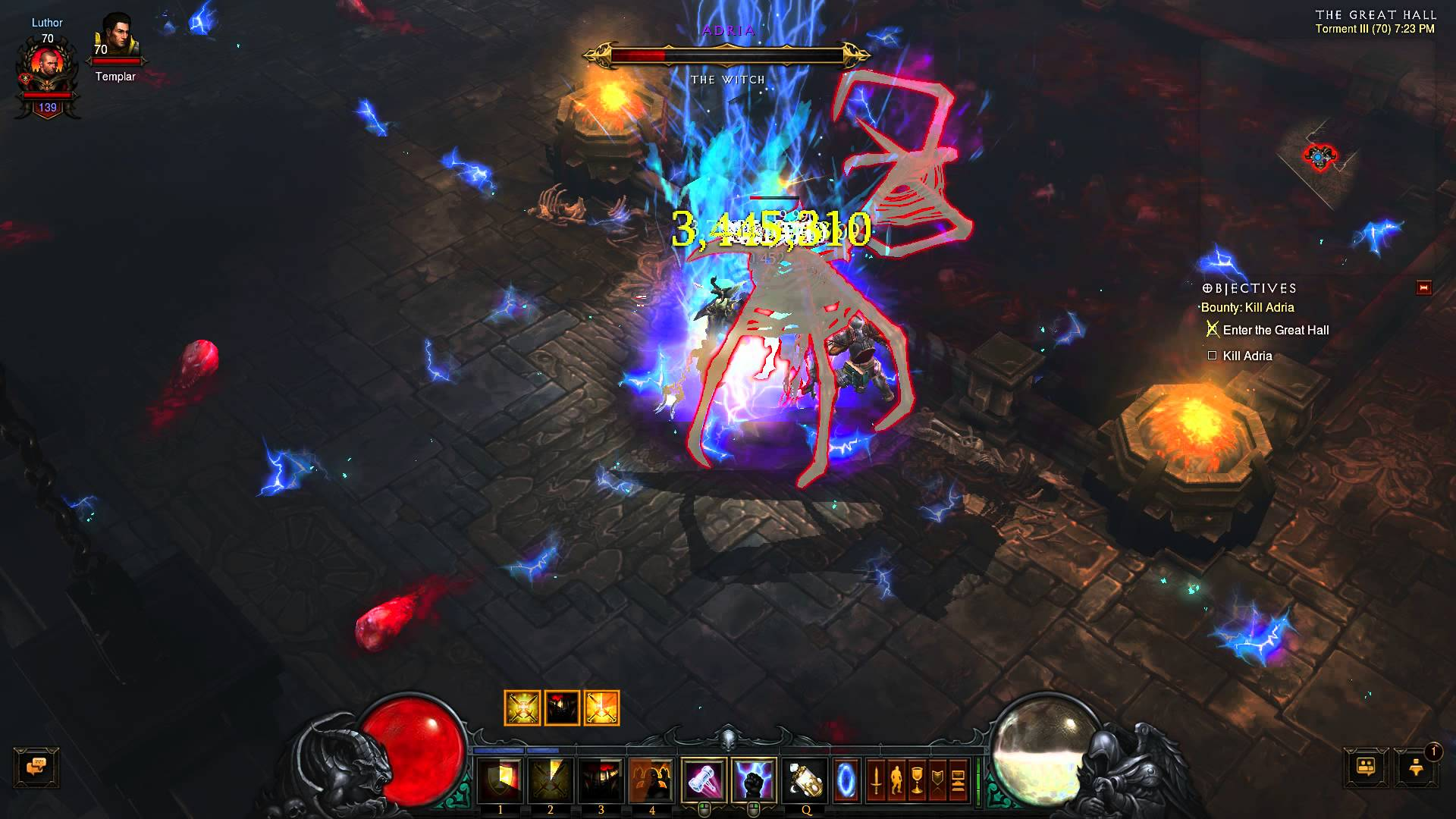 Diablo III – Adria Smackdown – A Witch In Time