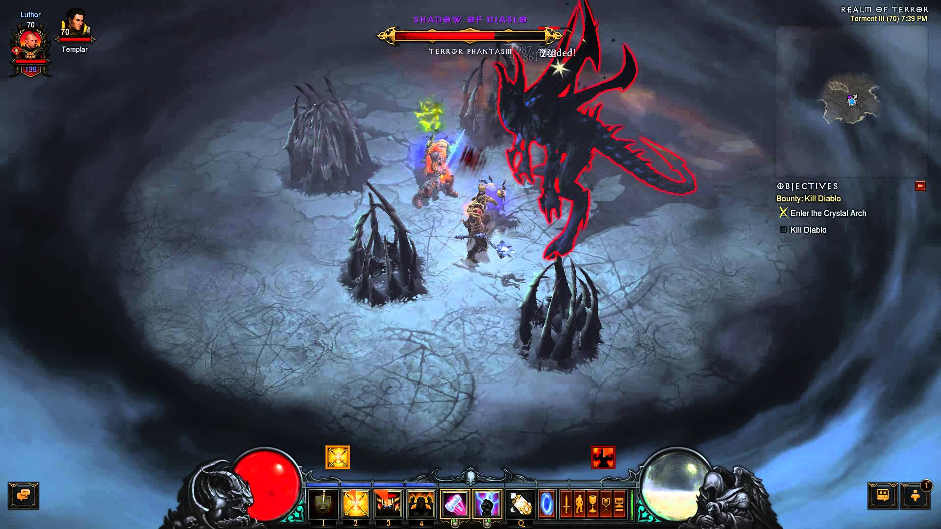 Diablo III – Diablo Smackdown – There Can Be Only One – Shake It Out