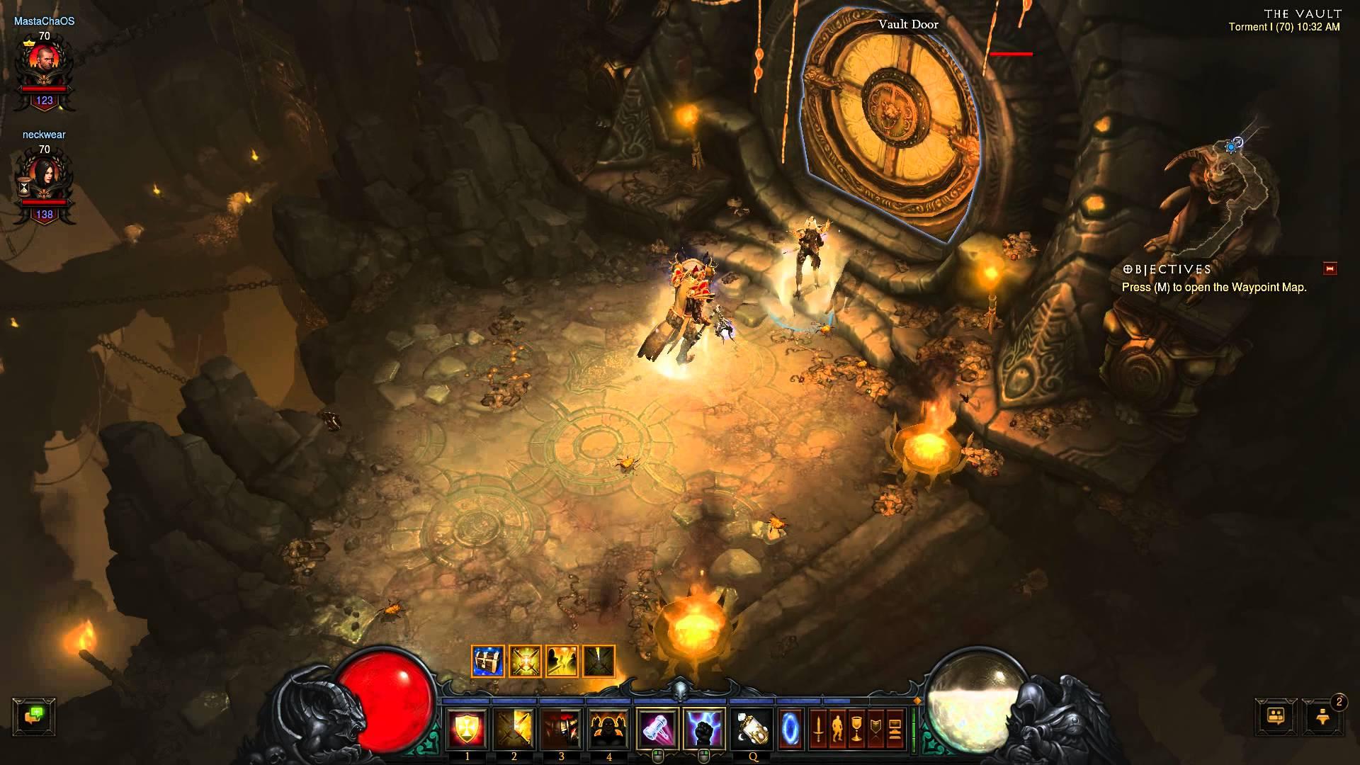 Diablo III – Greed's Treasure Realm 2 – Mounty Burns