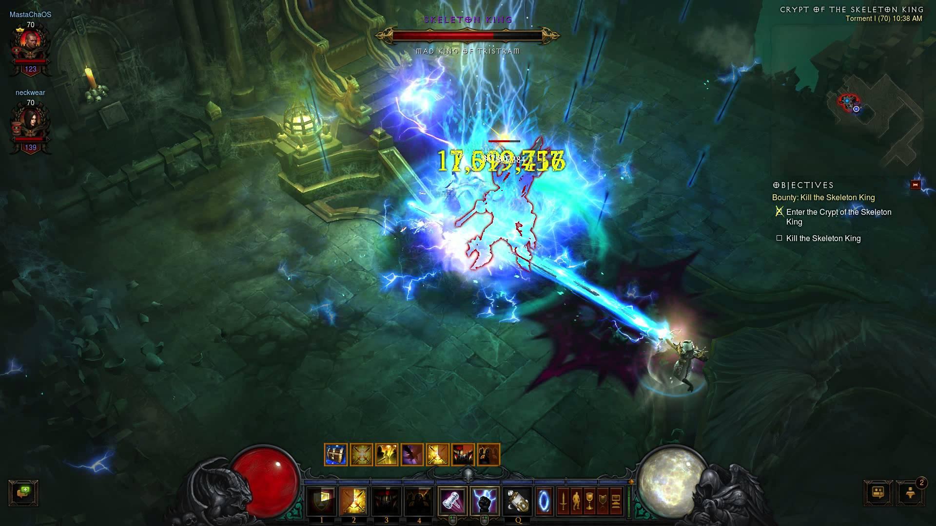 Diablo III – Leoric the Skeleton King