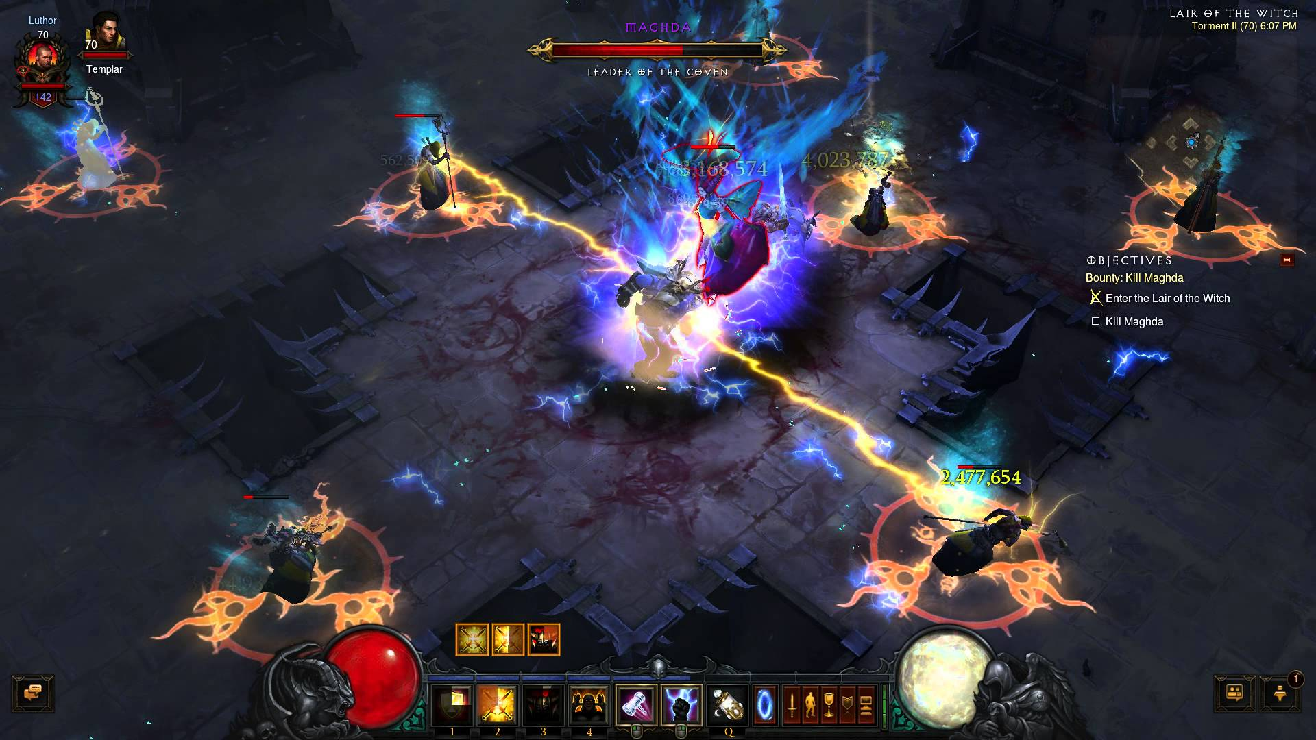 Diablo III – Maghda Smackdown – Lord of the Flies