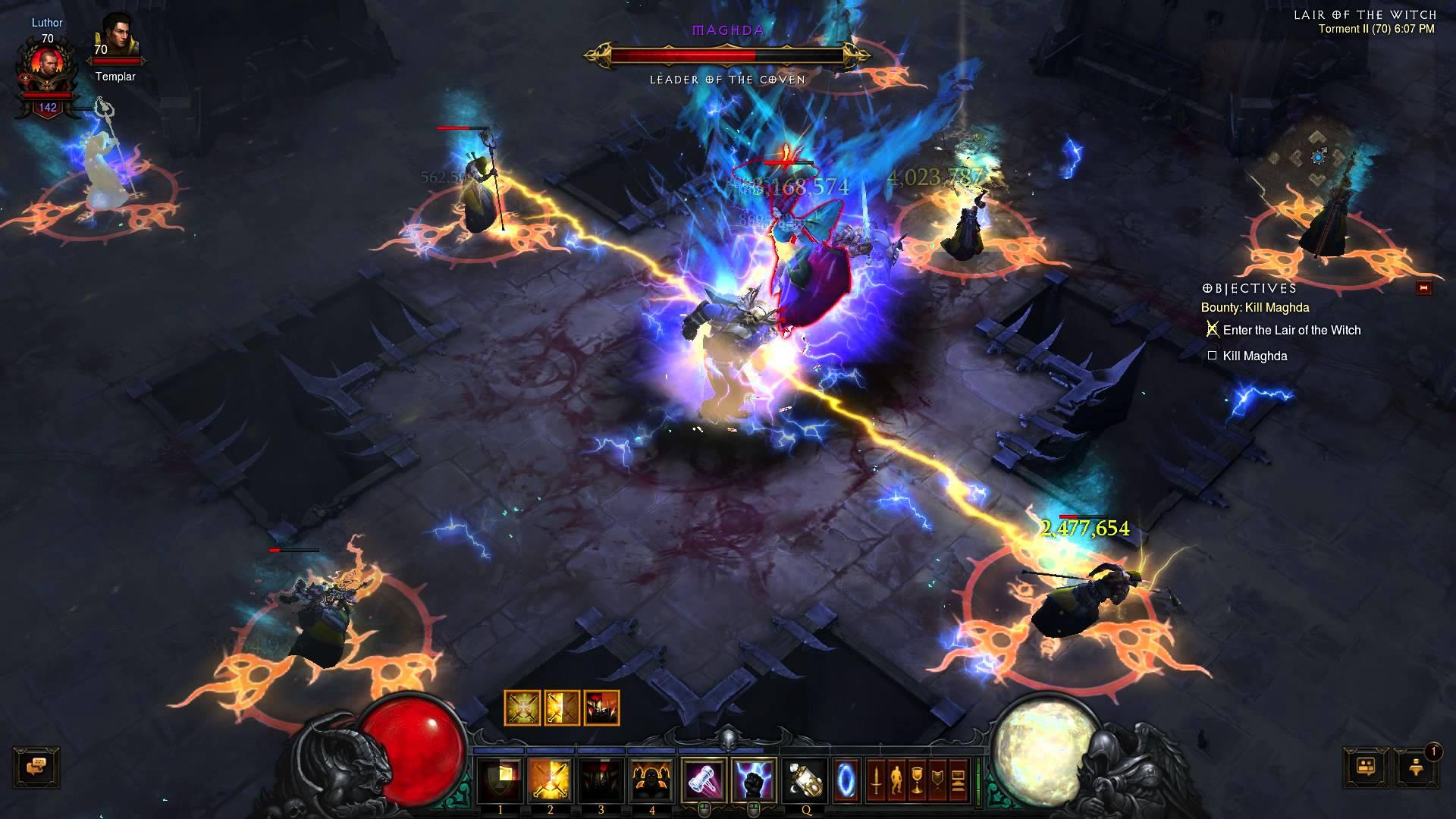 Diablo III – Maghda Smackdown – Lord of the Flies