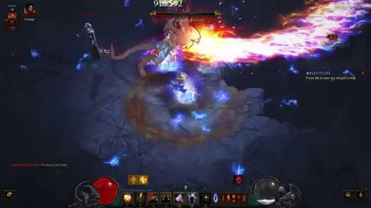 Diablo III – Realm of Fright (Hellfire material farming)