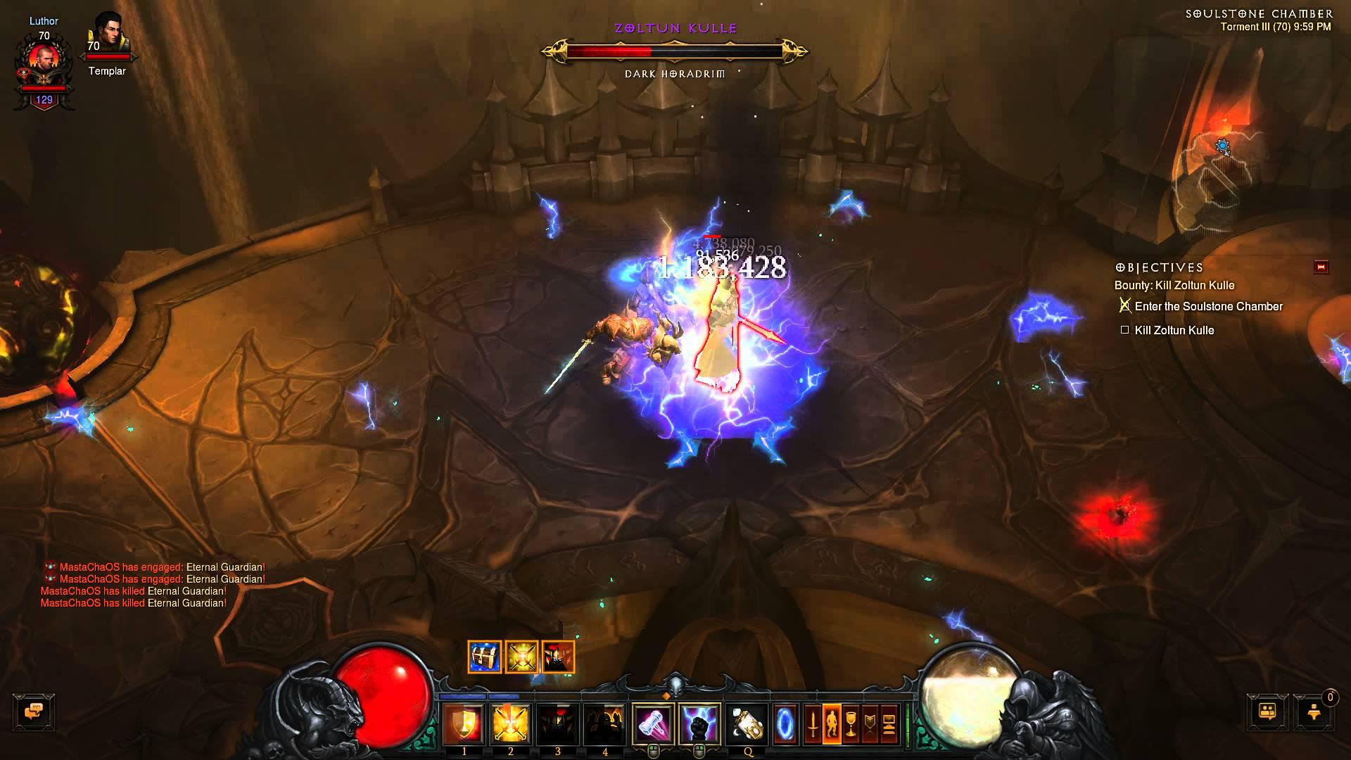 Diablo III – Zoltun Kulle Smackdown