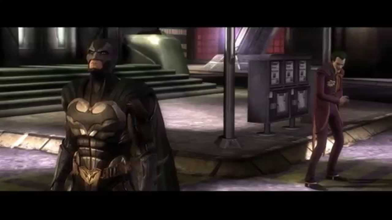 Injustice Ultimate Edition: Chapter I (PS4)