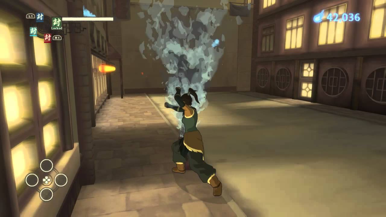 Legend of Korra – Chapter 2 – Powerless (PS4)