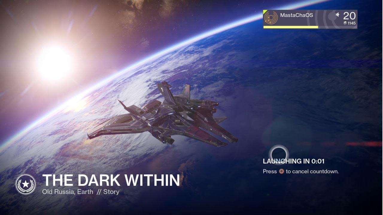 Destiny – The Dark Within (PS4)