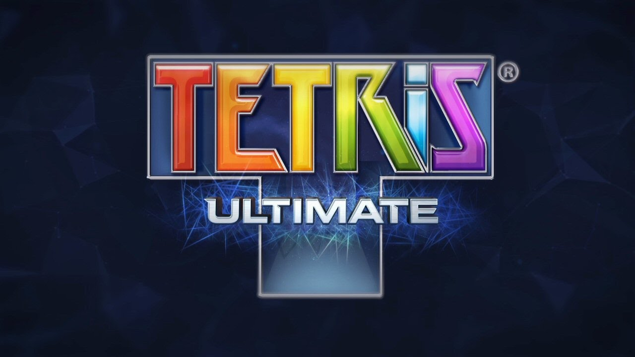 Tetris Ultimate (PS4) – T-spin in Sprint Mode