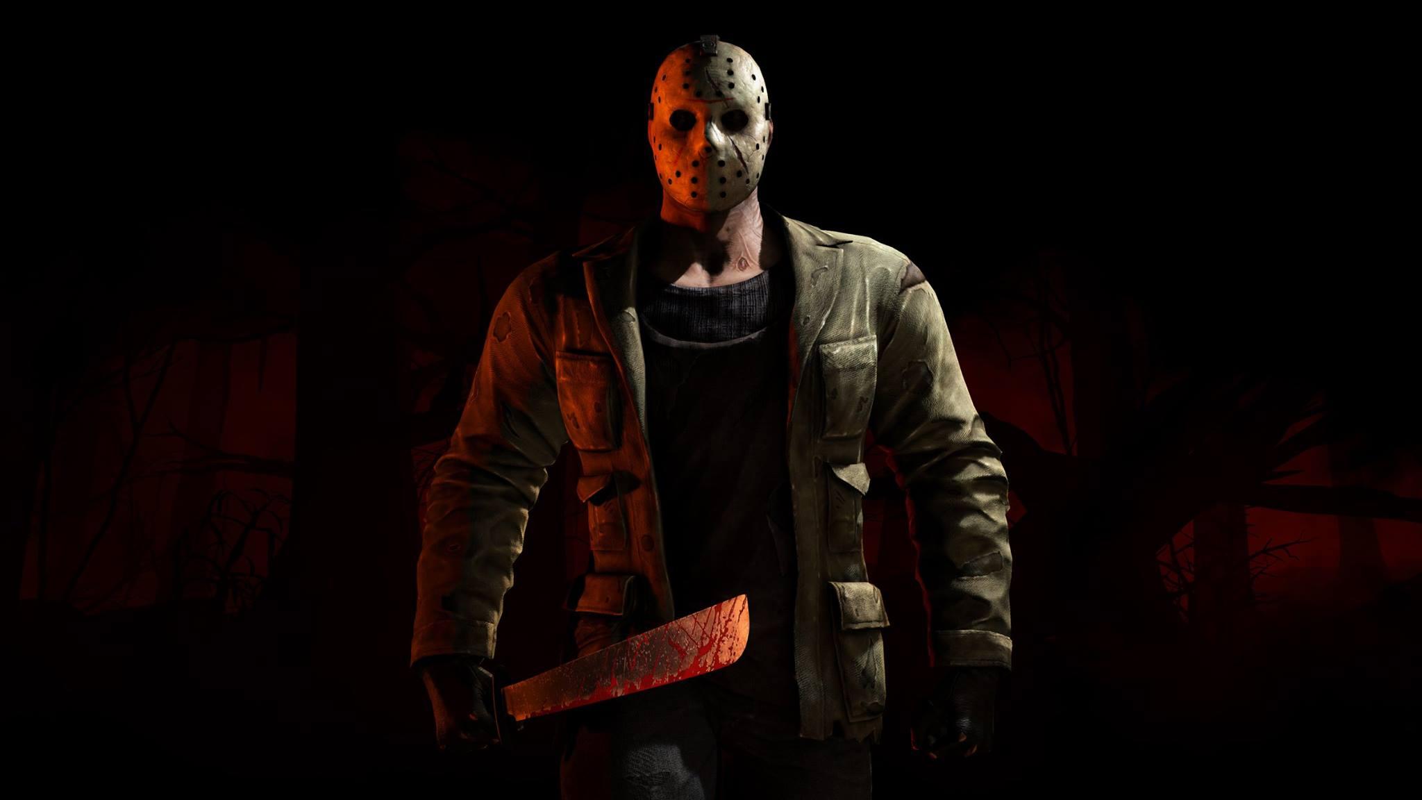 Jason Voorhees to appear in Mortal Kombat X