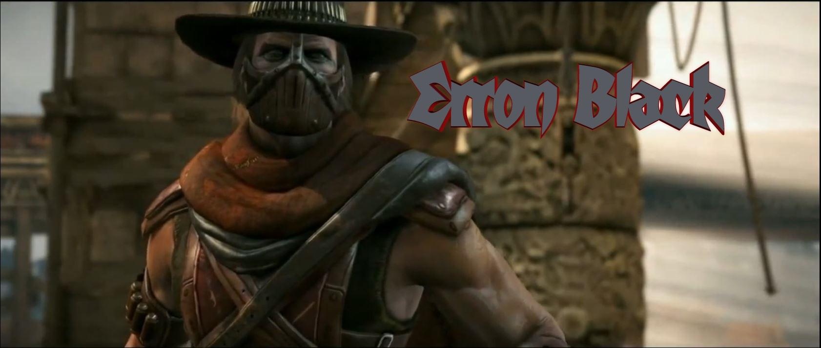 Erron Black Trailer – Mortal Kombat X