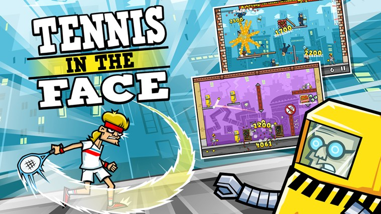 Livestream Recording: Tennis in the Face (PS4)