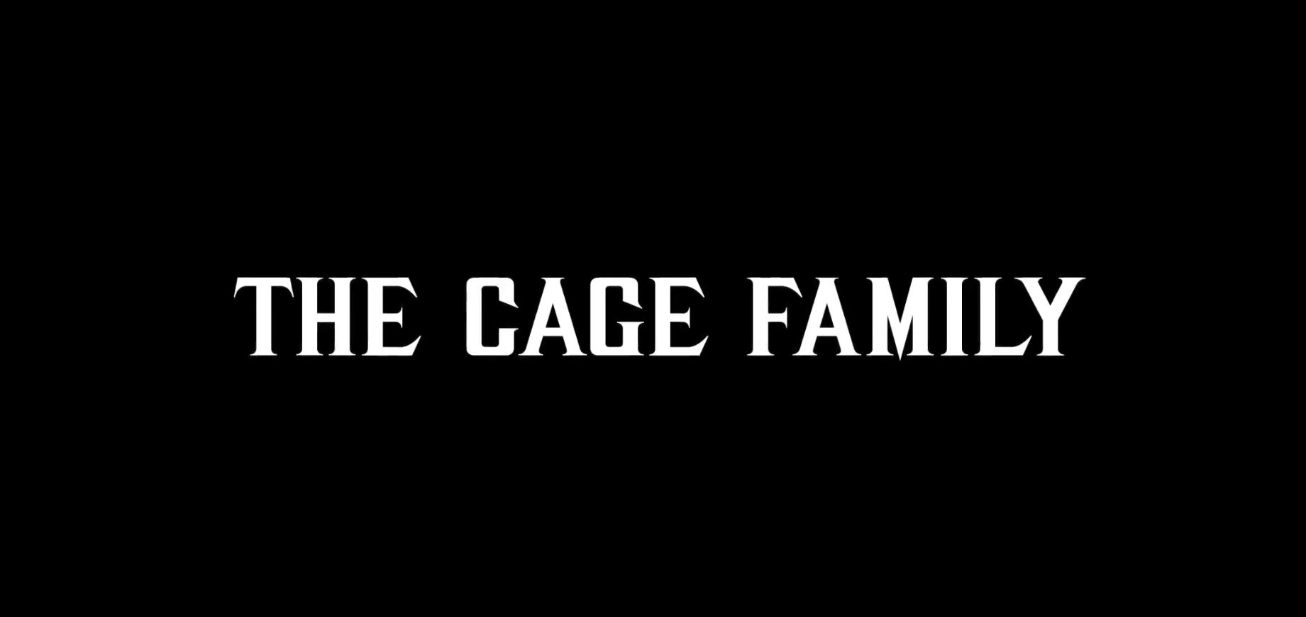 Mortal Kombat X – Cage Family Trailer