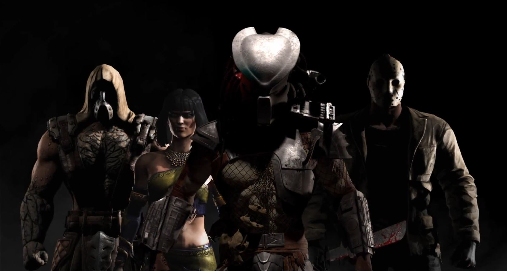 Mortal Kombat X: Kombat Pack Full Details Revealed