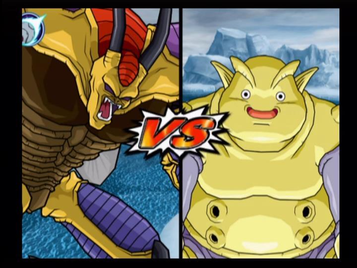 Hirudegarn VS Janemba (Dragon Ball Z: Budokai Tenkaichi 3)