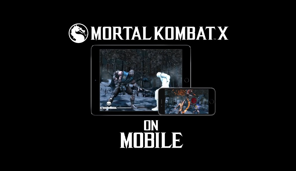 Mortal Kombat X – Mobile Launch Trailer