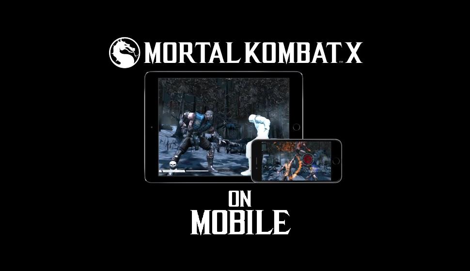 Mortal Kombat X – Mobile Launch Trailer