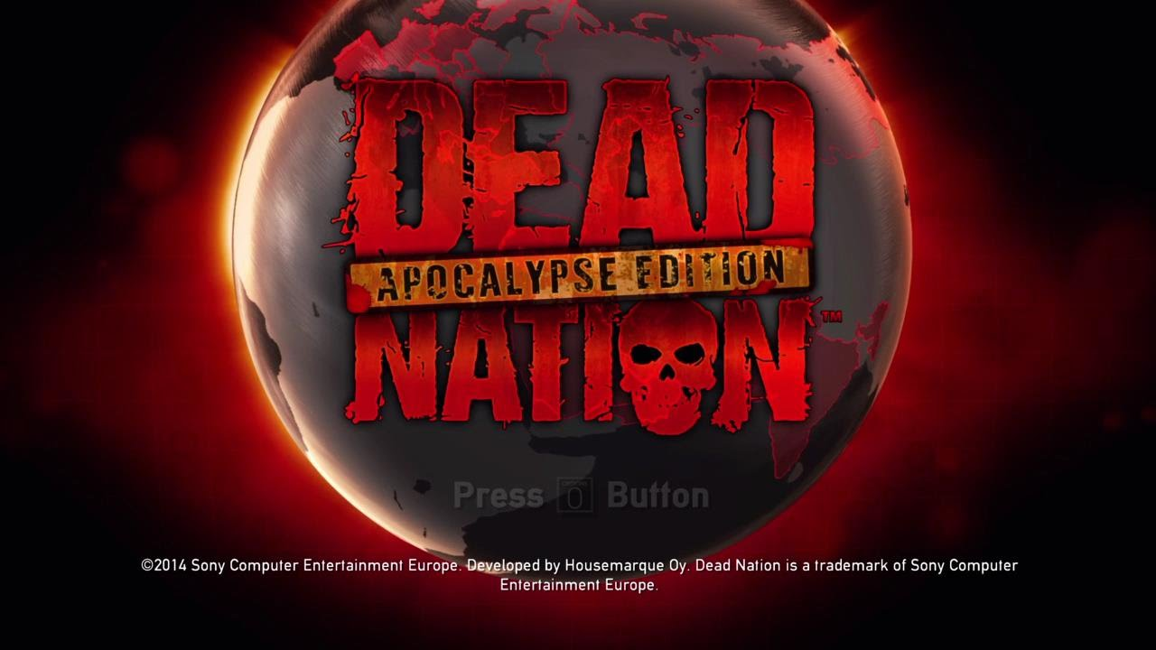 Dead Nation Apocalypse Edition (PS4)