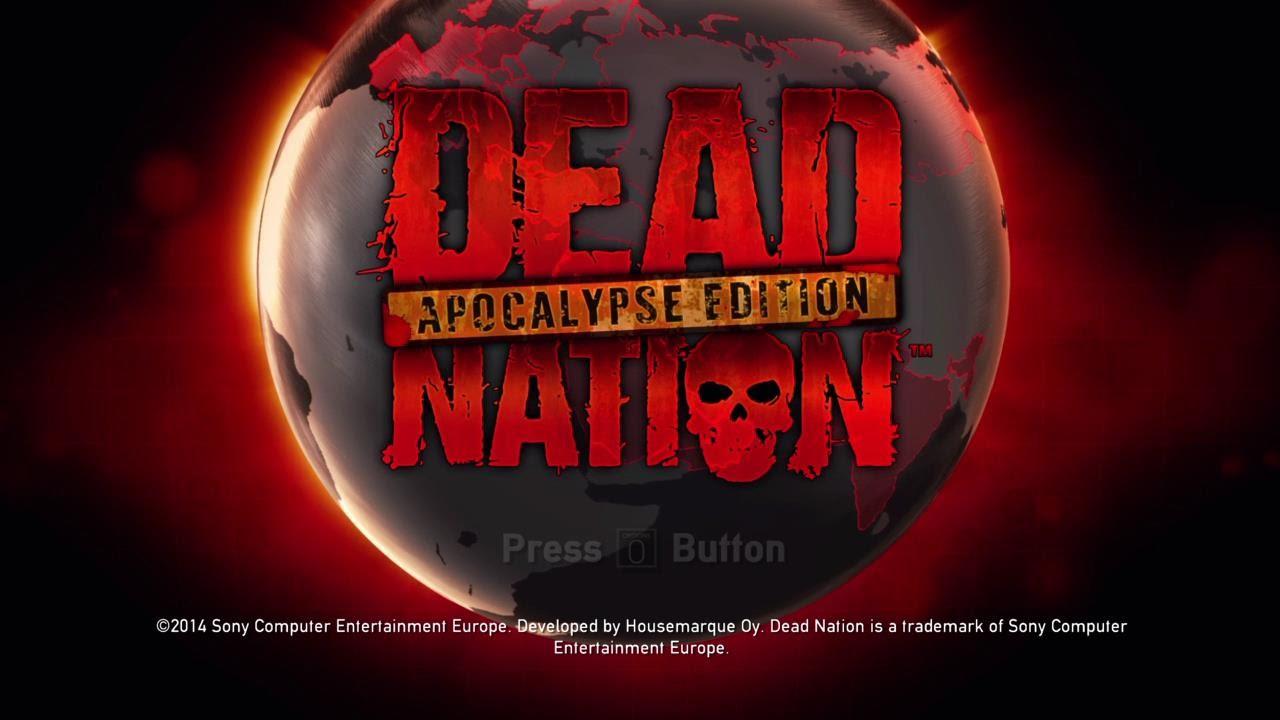 Dead Nation Apocalypse Edition (PS4)