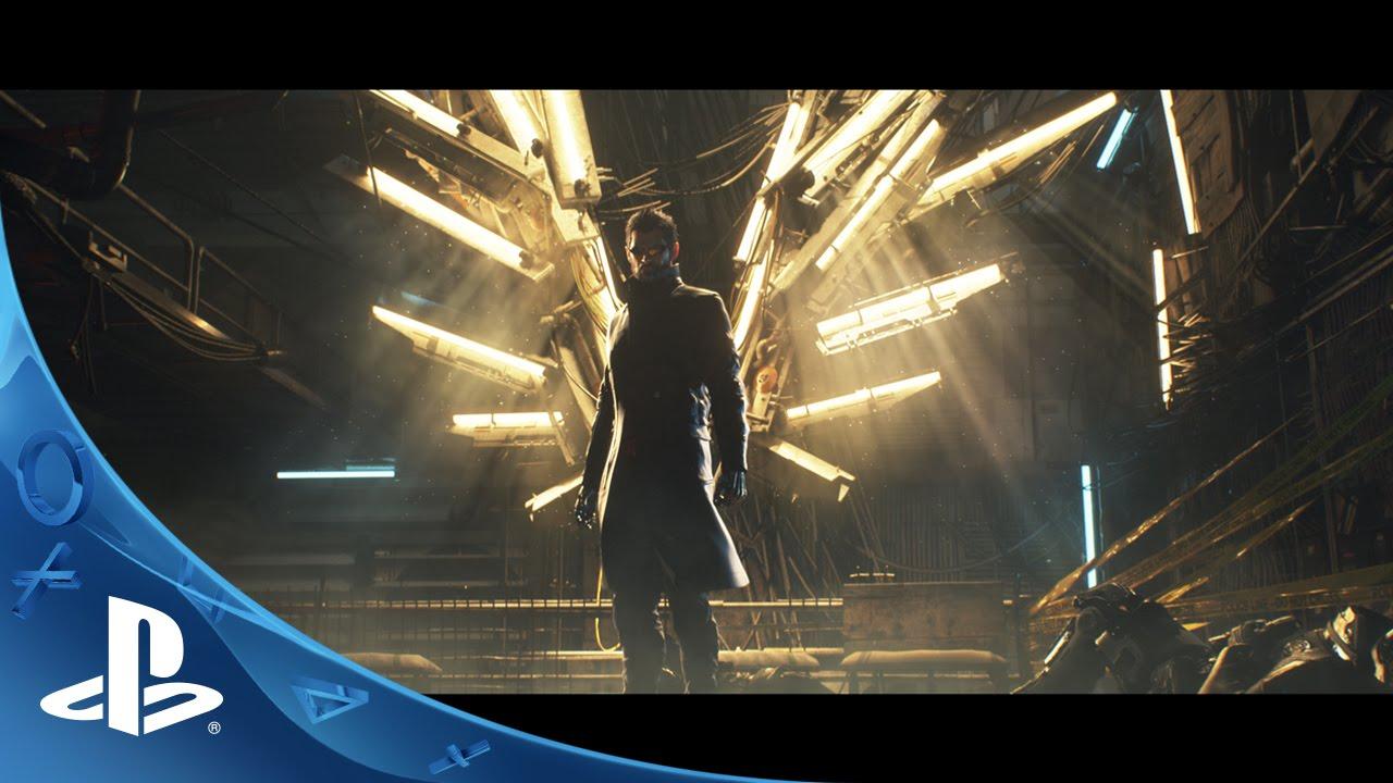 Deus Ex: Mankind Divided – Announcement Trailer