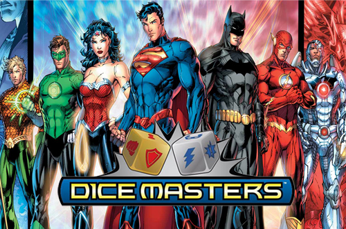 This Weekend I Placed 4th of 17 in a Dice Masters Draft