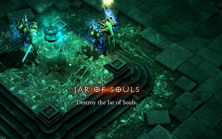 Diablo III – Clearing the Jar of Souls