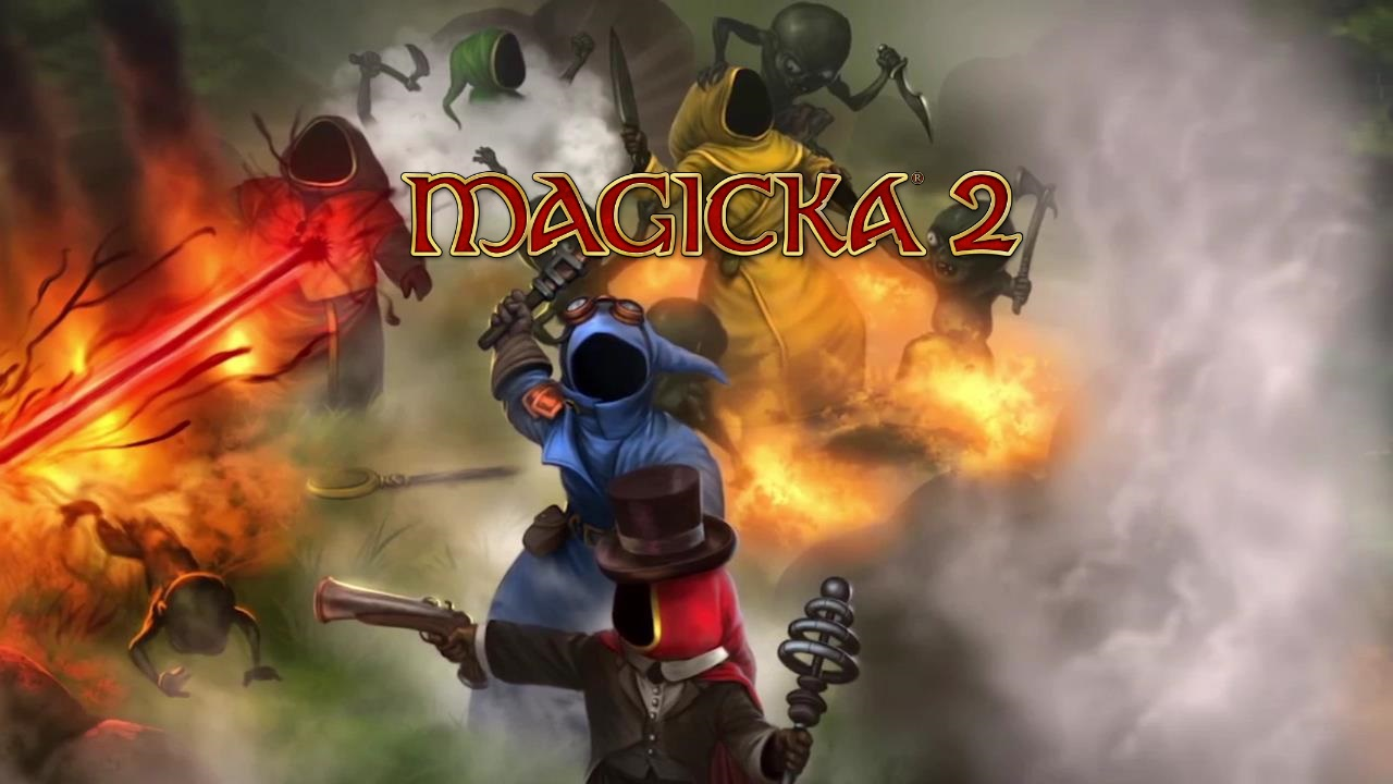 Magicka 2 Sneak Peek (PS4)