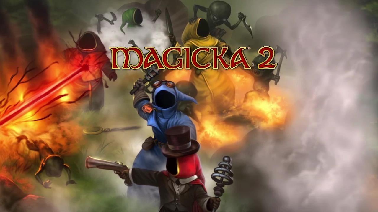 Magicka 2 Sneak Peek (PS4)