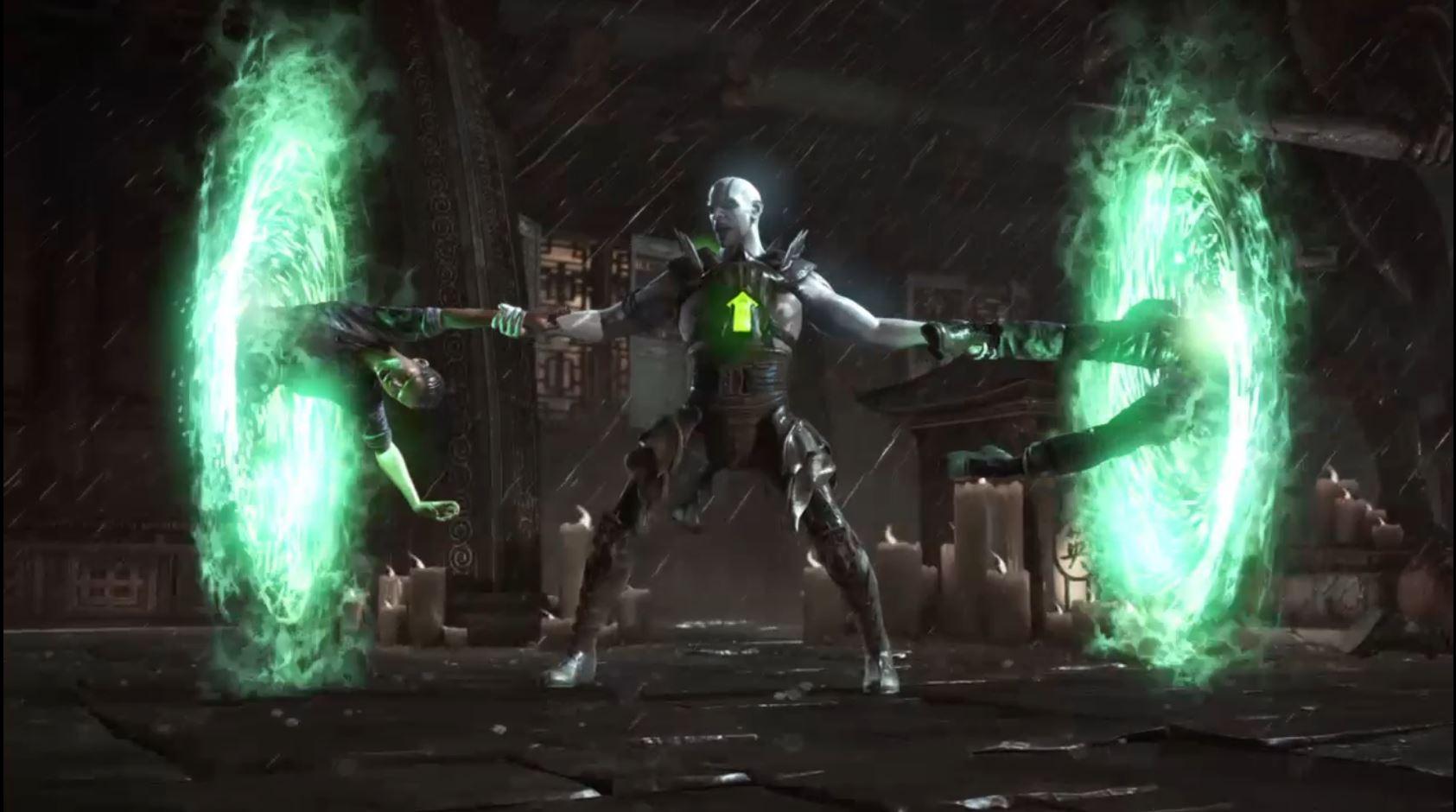Quan Chi VS Jacqui Briggs – Mortal Kombat X