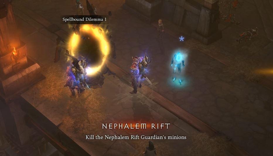 Crusader Soloing a T2 Nephalem Rift