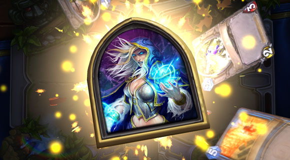Mage VS Mage – Hearthstone Ranked