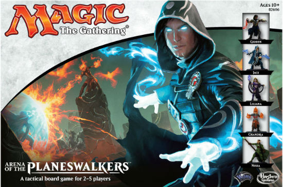 MTG: Arena of the Planeswalkers Now Available for Preorder!