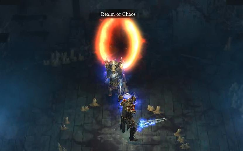 Diablo 3 – Realm of Chaos – Infernal Machine of Gluttony