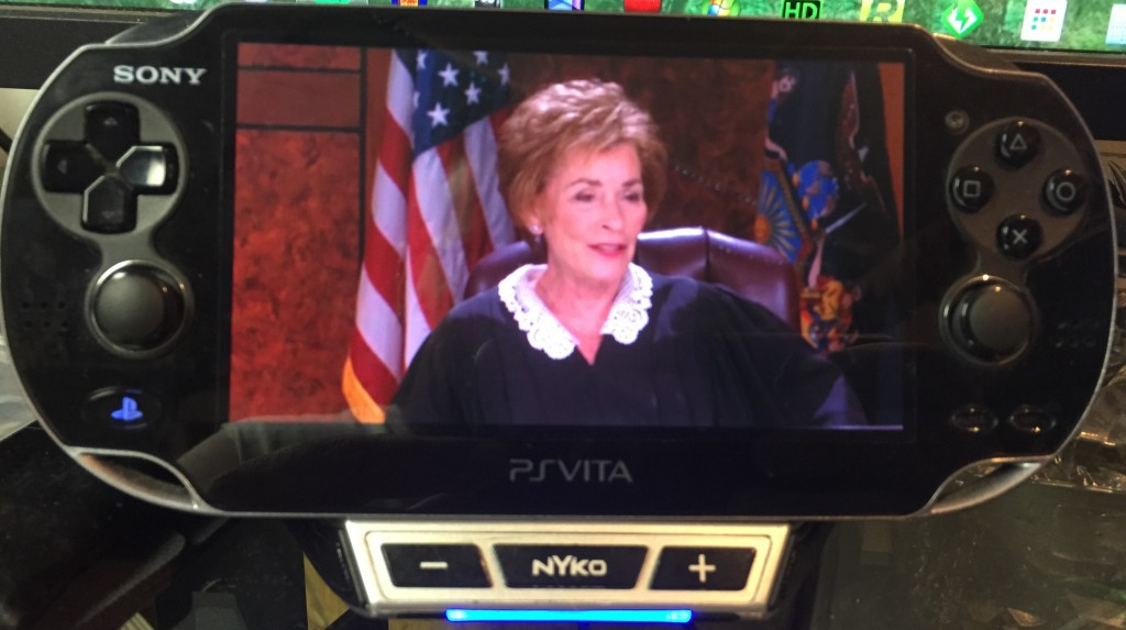 don't judge me Judy!