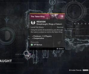 Destiny: The Taken King – Regicide (PS4)