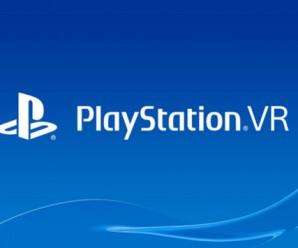 PlayStation VR specs released, Unit showed off!