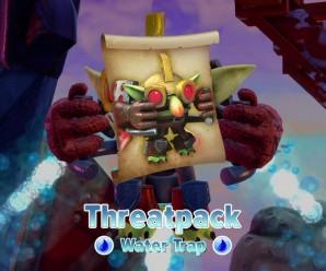 Skylanders Trap Team – Kaos VS Threatpack (Nightmare)