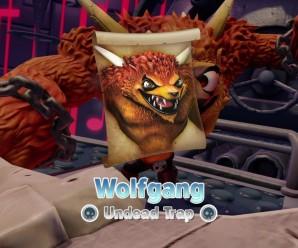 Skylanders Trap Team – Ka-boom VS Wolfgang (PS4)