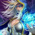 Hearthstone Ranked Battle – Jaina VS Jaina