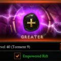 Diablo 3 – Firebird Wizard Solo Greater Rift 40 (2.4)