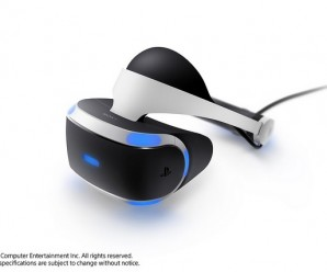 PlayStation VR: Launching October for $399