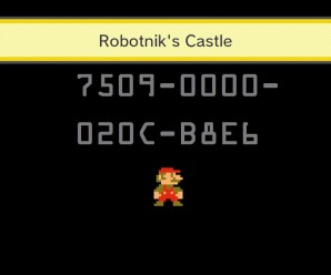 Super Mario Maker – Robotnik's Castle