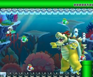 SUPER MARIO MAKER – BOWSER'S BATHTIME BASH
